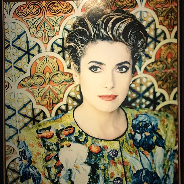 #catherinedeneuve #ysl #yvessaintlaurent #marrakech #museum #muse #photography #photooftheday