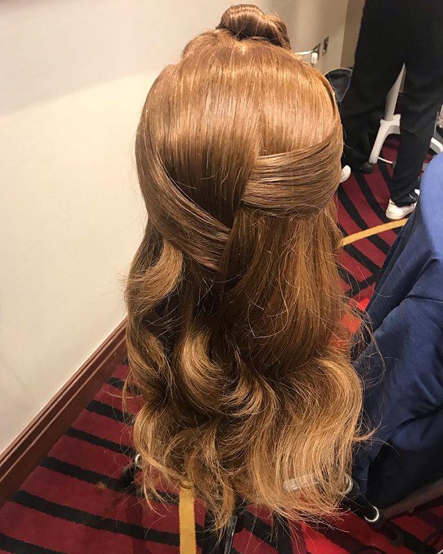 #hairstyles #hair #hairdo #hairdresser @hairdresserharrogate #prom