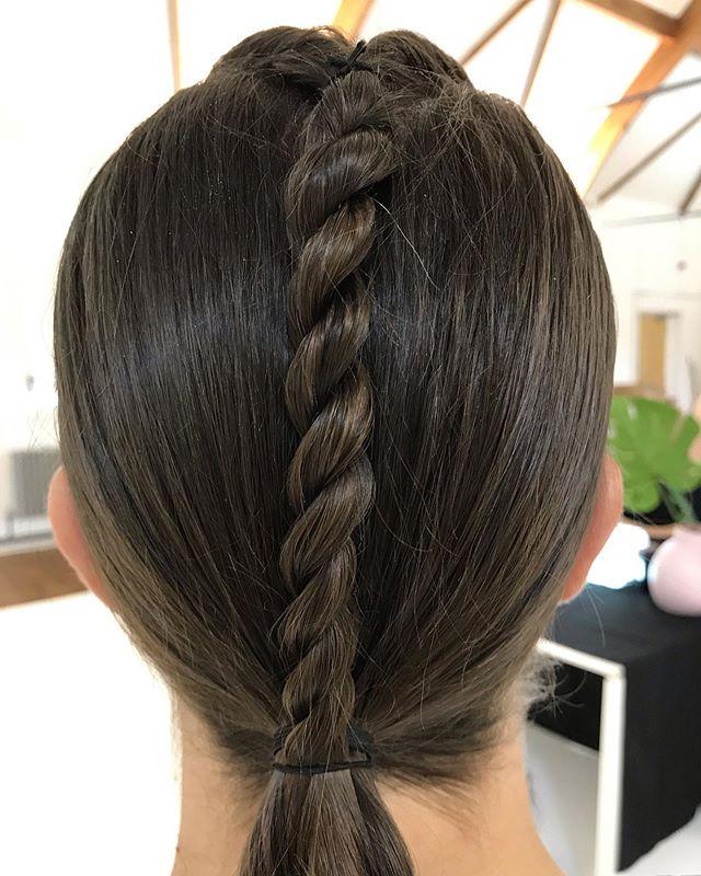 #braid #thetwist #twistbraids #hairdo #editorial #lovekevinmurphy