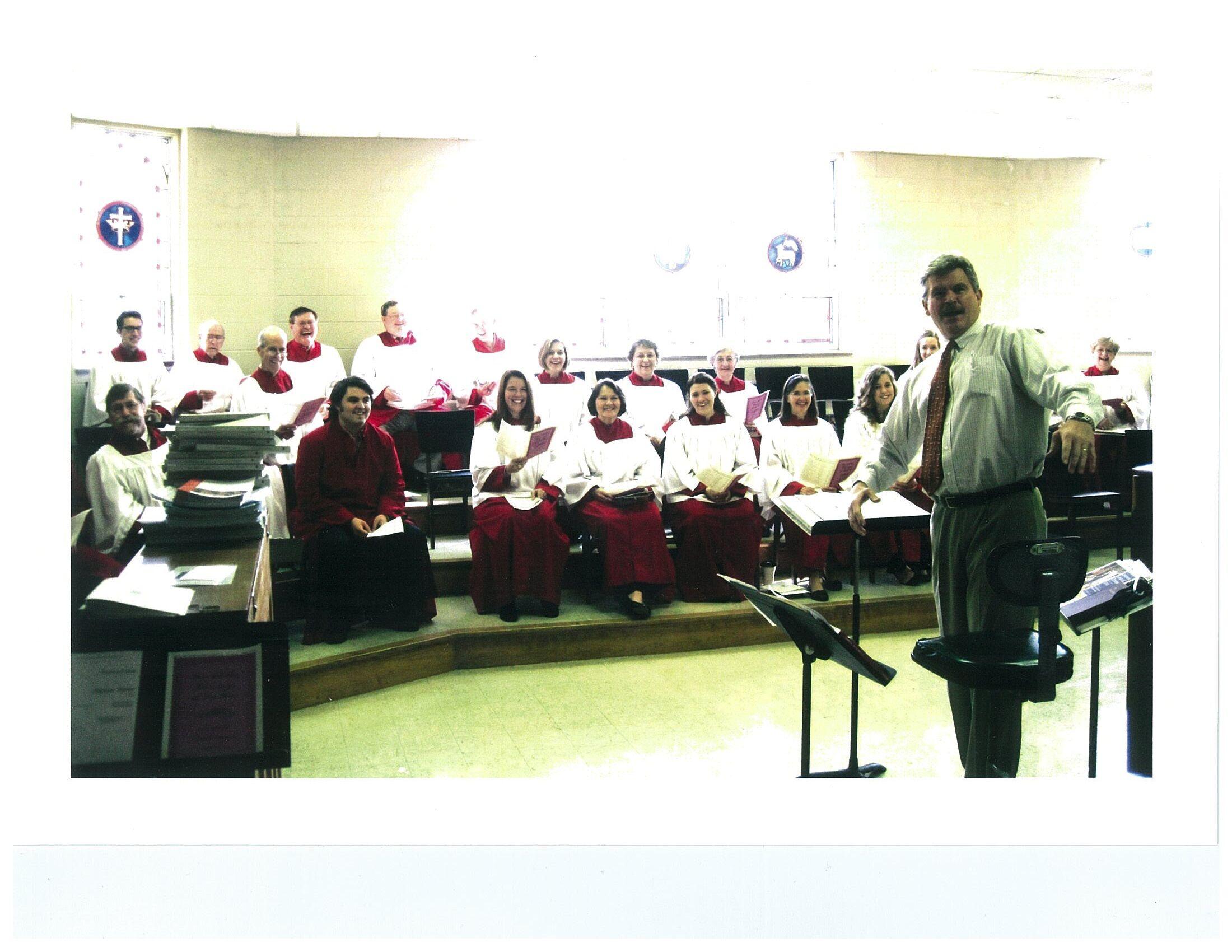Second Presbyterian Church Choir, Roanoke, VA