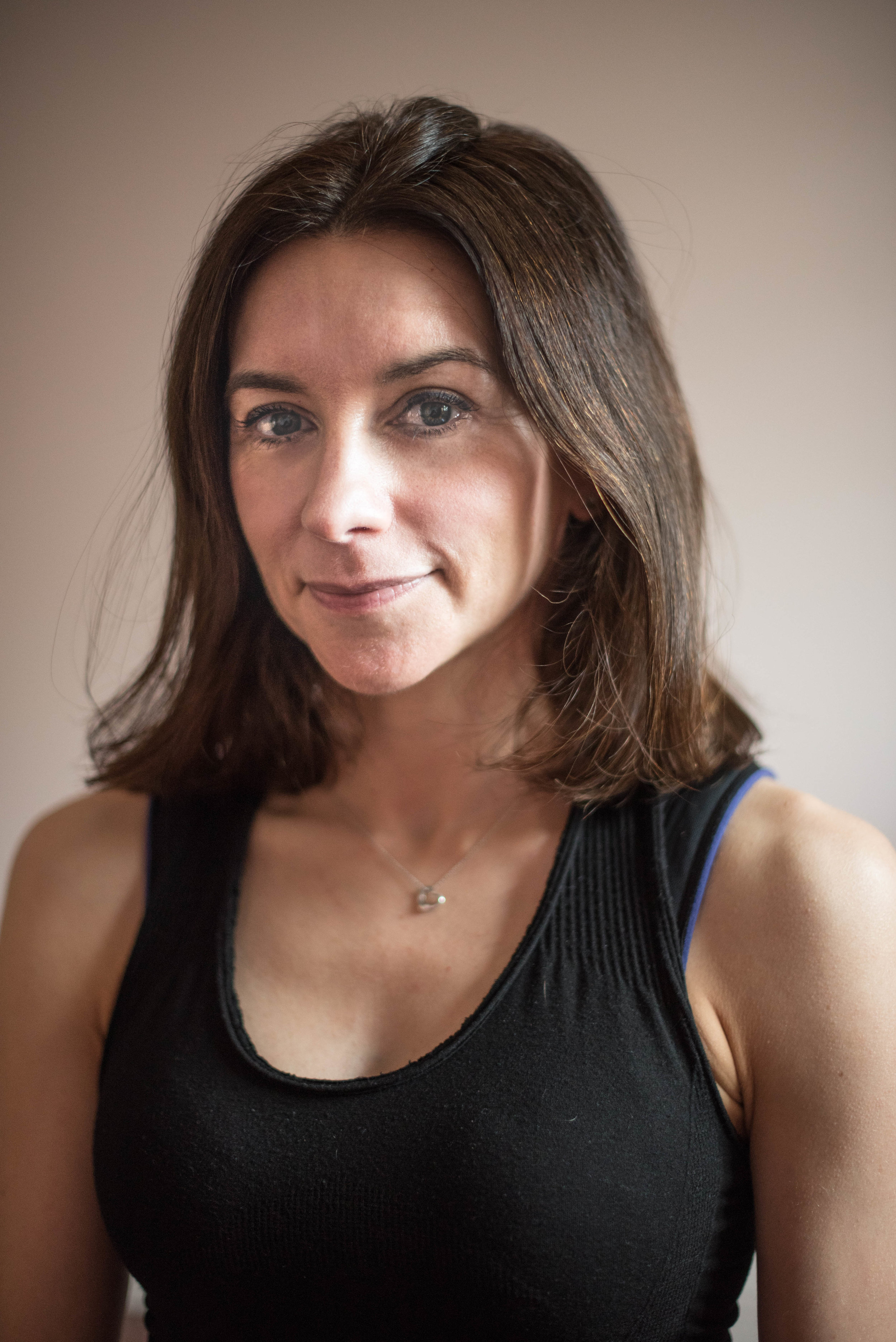 Corinne McGrail | Founder of Curiously Calm | Yoga classes in Maidenhead