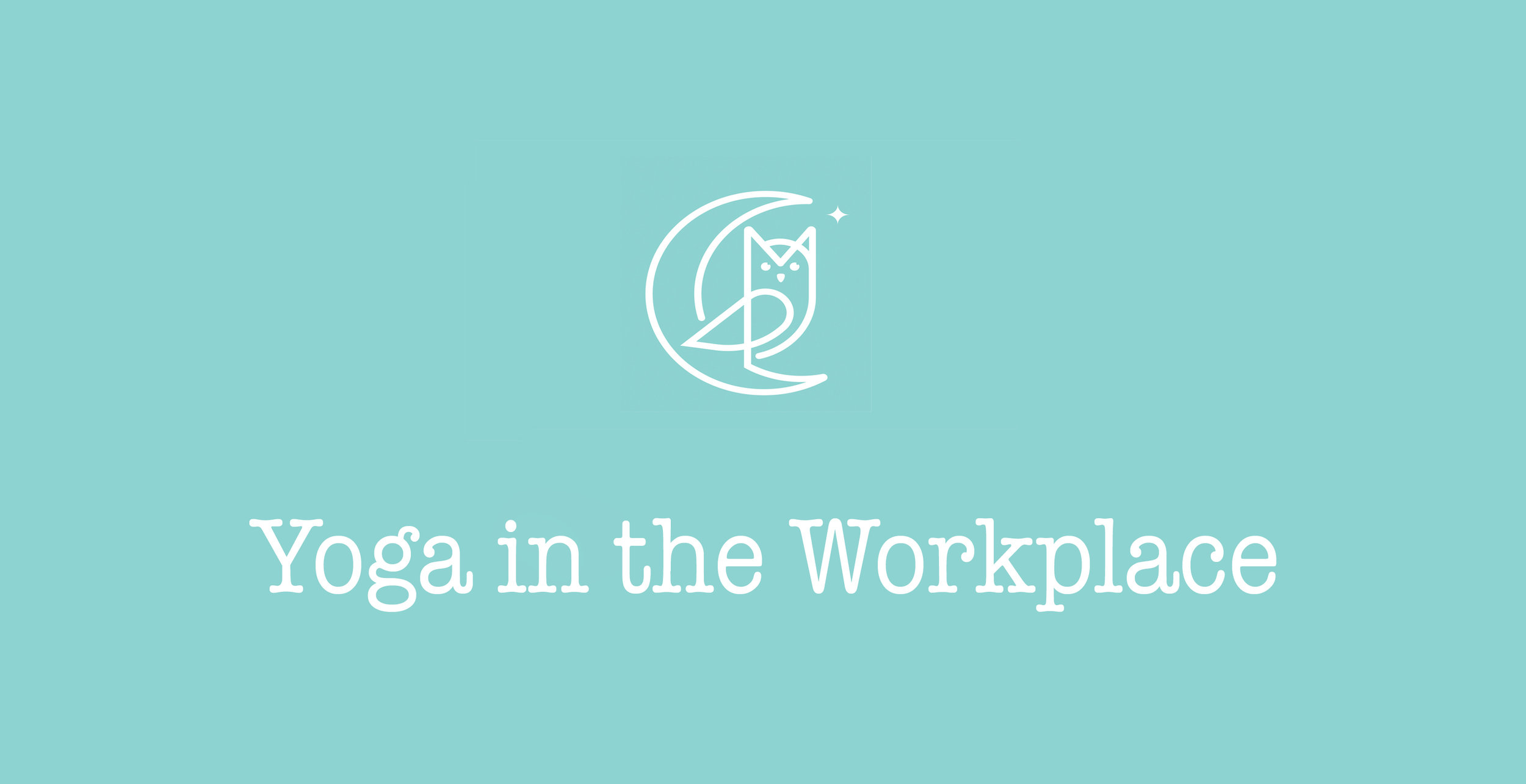 Curiously Calm | Workplace Yoga Classes