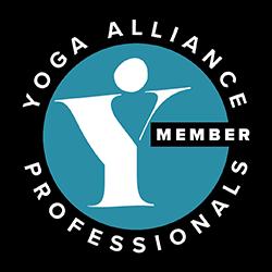 Corinne McGrail | Curiously Calm | Yoga Alliance Member