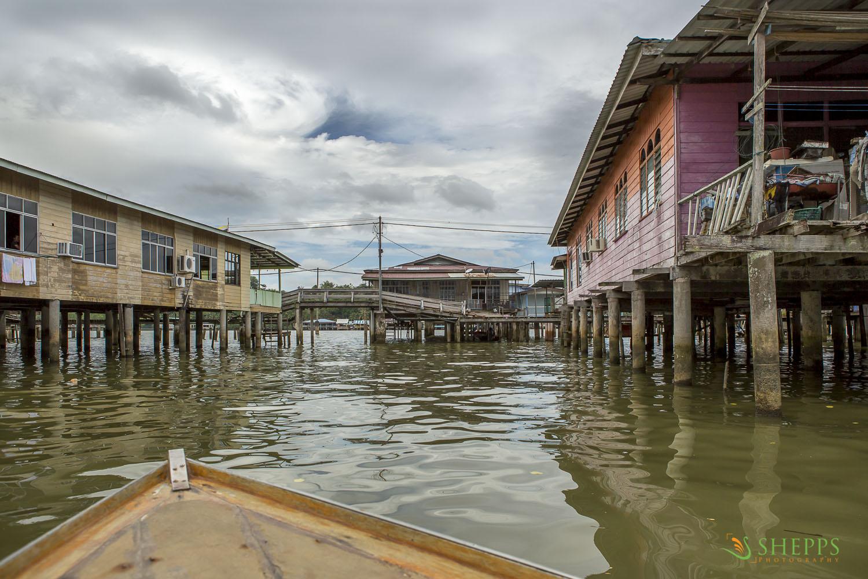 Brunei - The Water Village