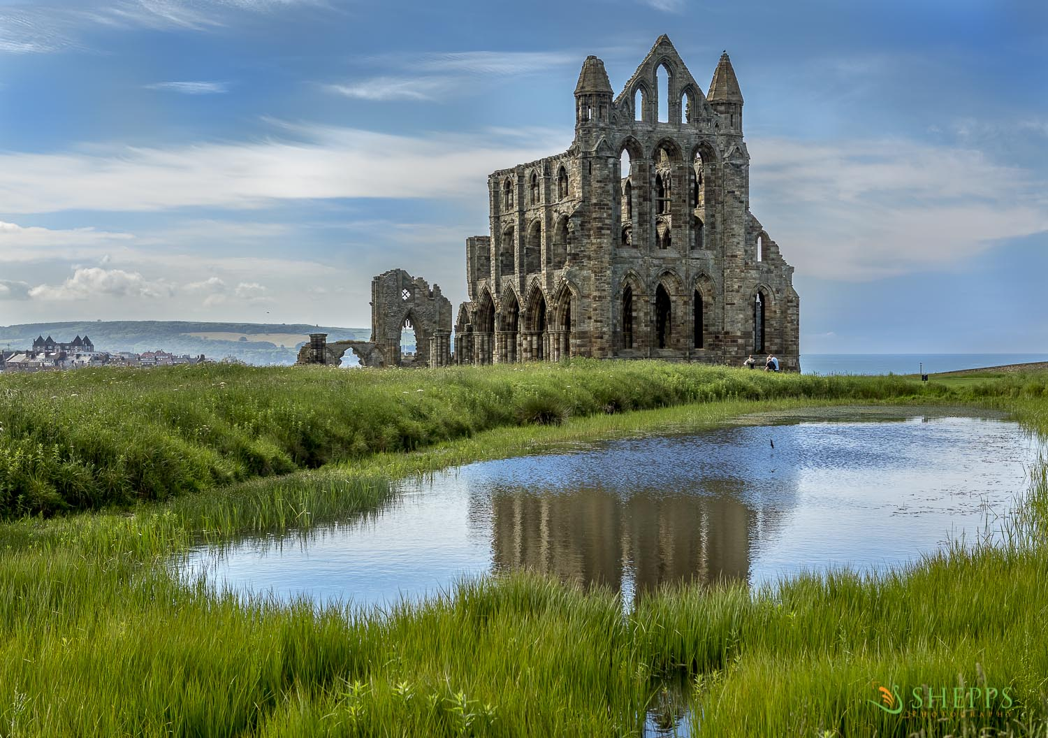 England - Whitby Abbey