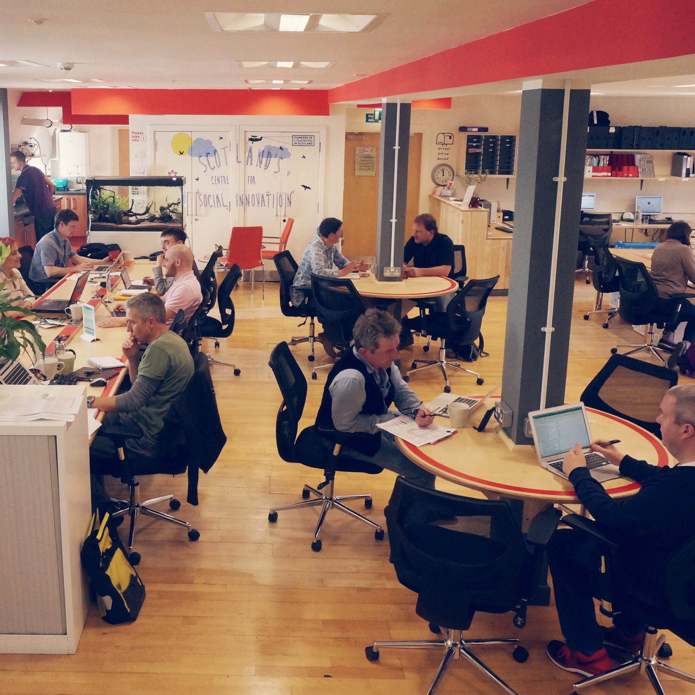 Pioneering Quality Coworking