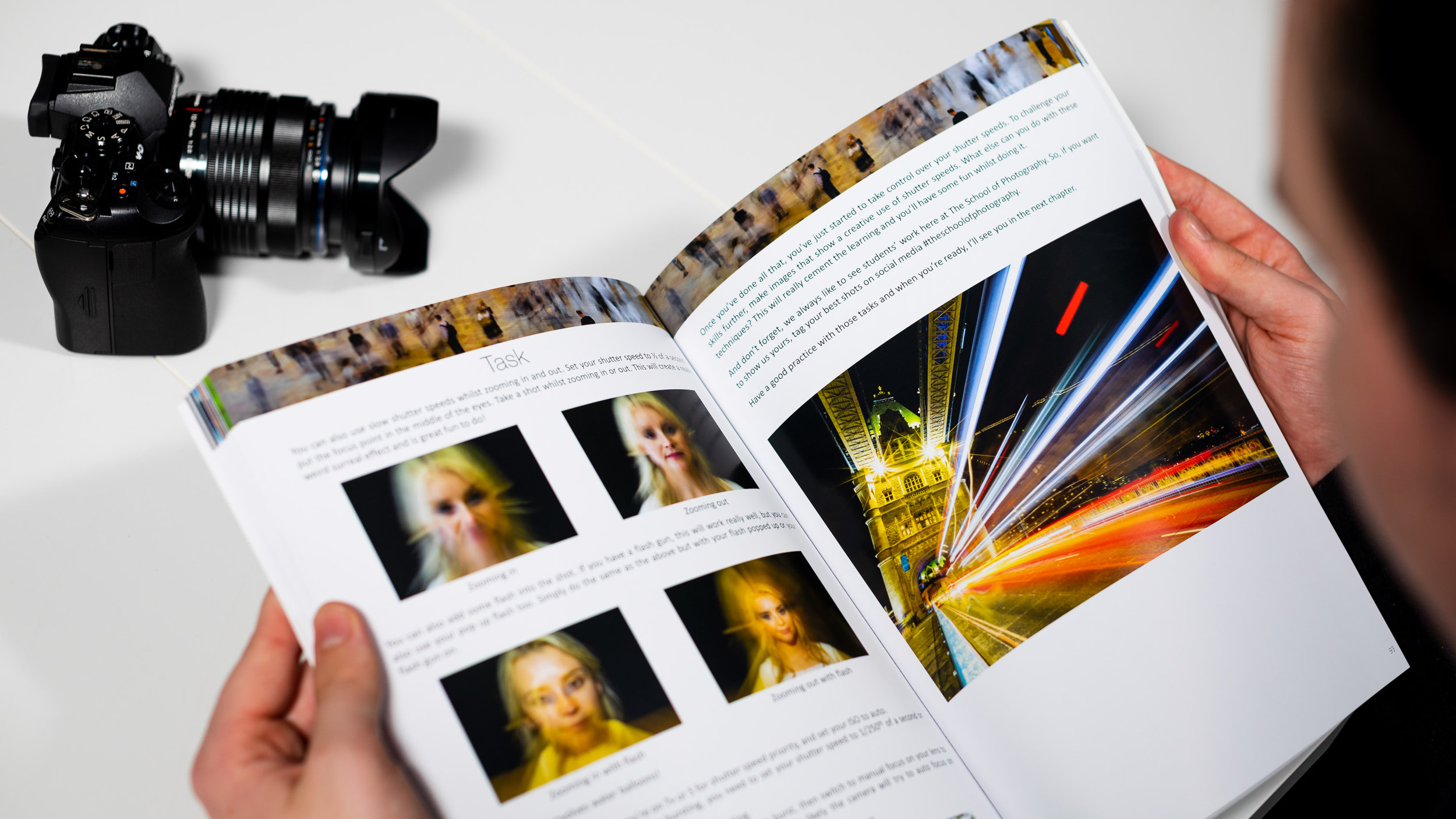 Complete Guide to Photography Book - For those who prefer physical products, here is a book for learners of photography. A great resource for any learning photographer.