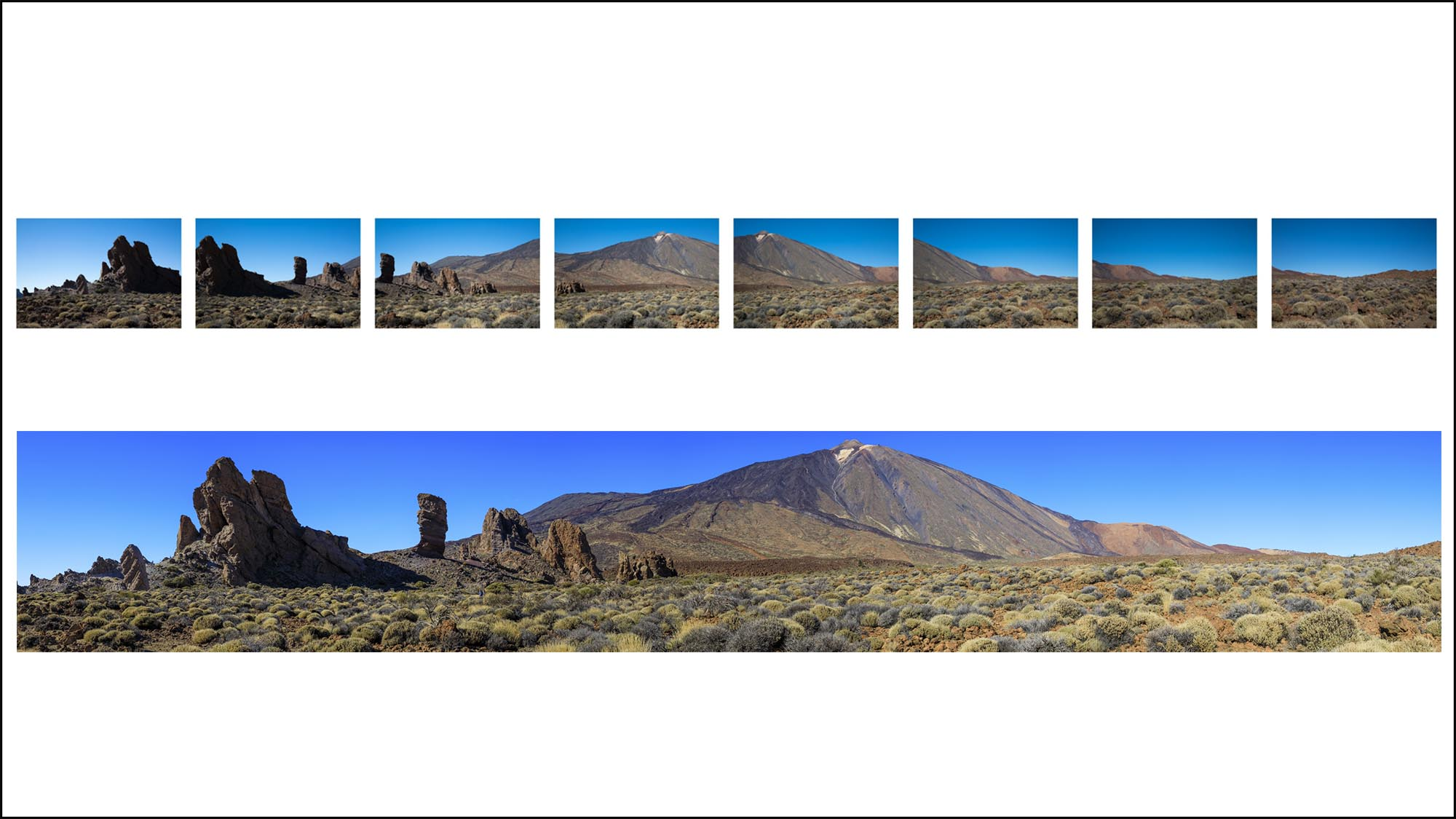 Lesson 12 – Creating Panoramas - Lightroom can stitch together several photos together to create one panorama image. Here I'll teach you how to merge a panoramic image into one Raw file!