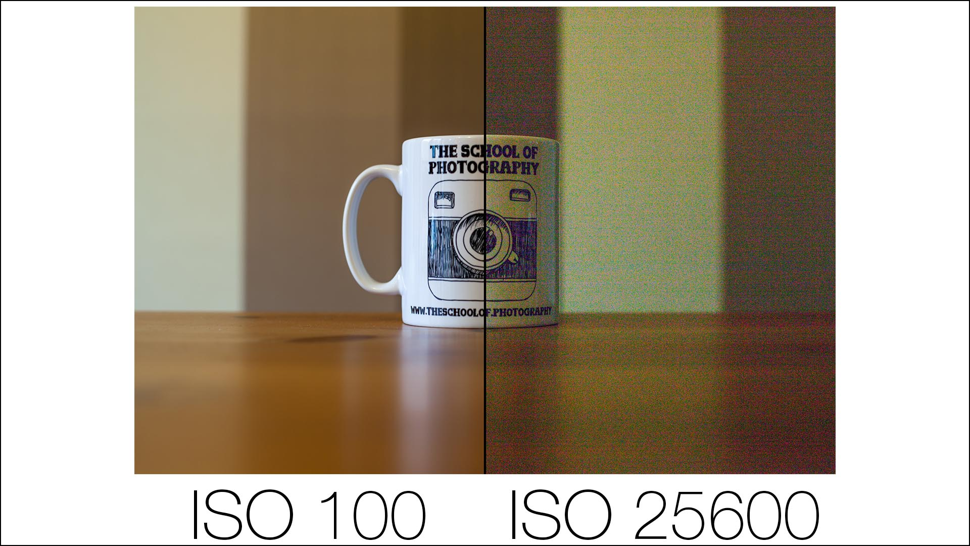 Chapter 8 – ISO - Here you will examine what ISO is and how you can control it to reduce noise in your shots. Via a set task you will learn how to use your camera's ISO setting so you can control it manual and adapt it for various situations.