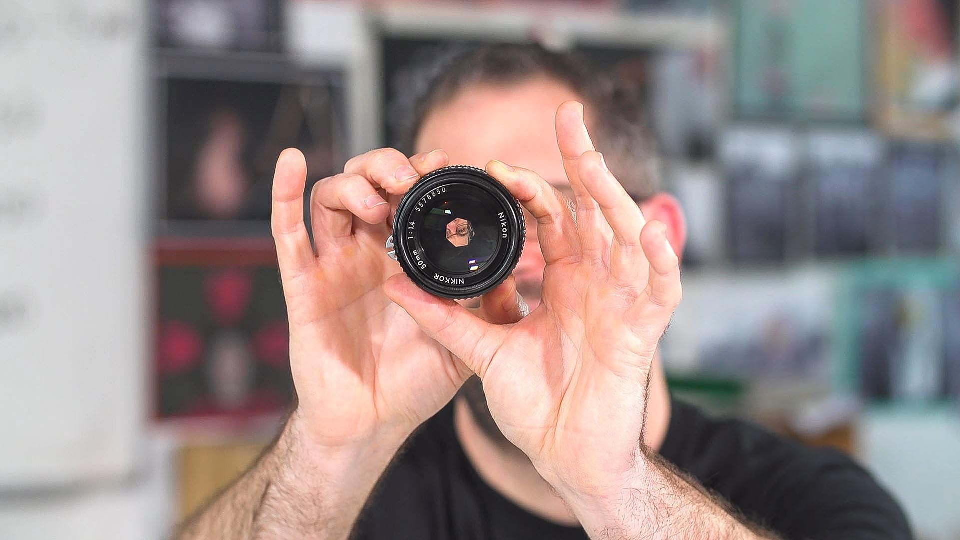 Marc newton teaching apertures