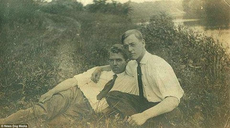 Carl Jung Homosexuality as a Higher Form of Love from gay pride gallery