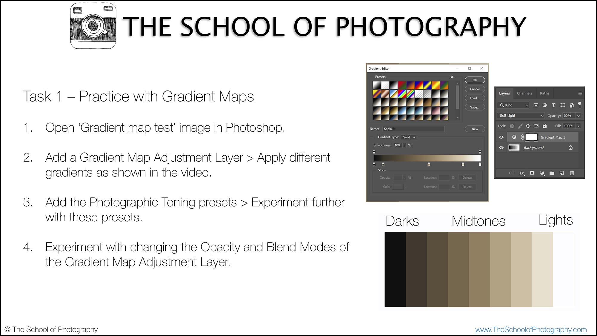 An Easy Guide for Beginners - This online course is aimed at complete beginners but will also suit intermediate Photoshop users who have some experience post-processing but haven't been able to grasp how to use this complex program to get the most out of their images.