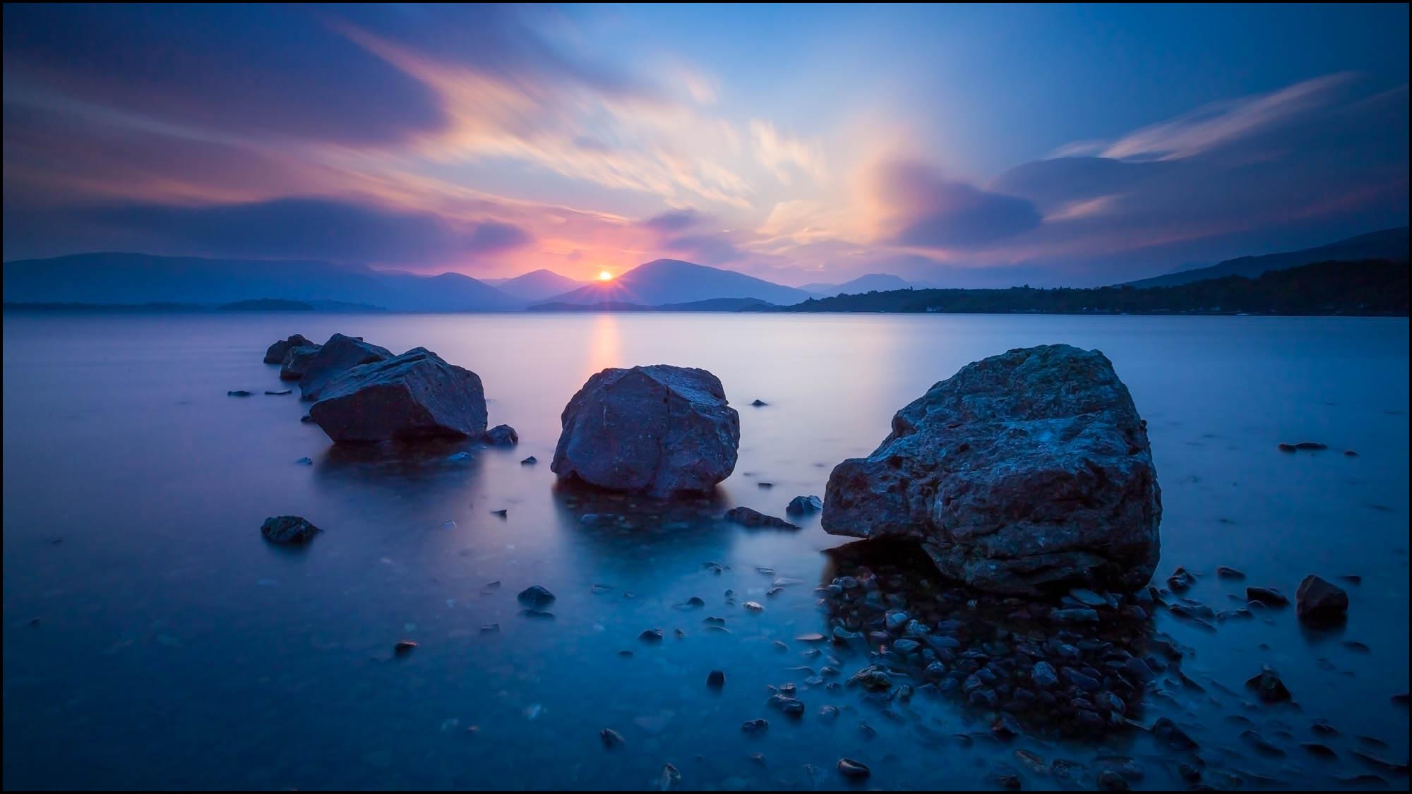 Lesson 1 - Introduction to Long Exposure Photography - Here we introduce the course, tell you what you will learn and view the visual effects that can be created in this field of photography.