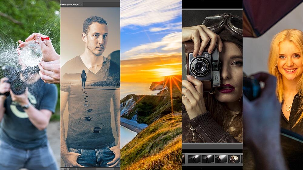 Online Photography Courses — The School of Photography - Courses, Tutorials  & Books