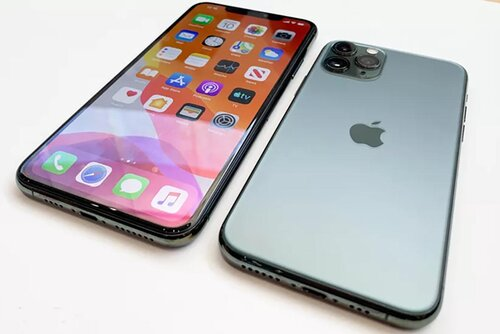 Image de l'iPhone 11 Pro