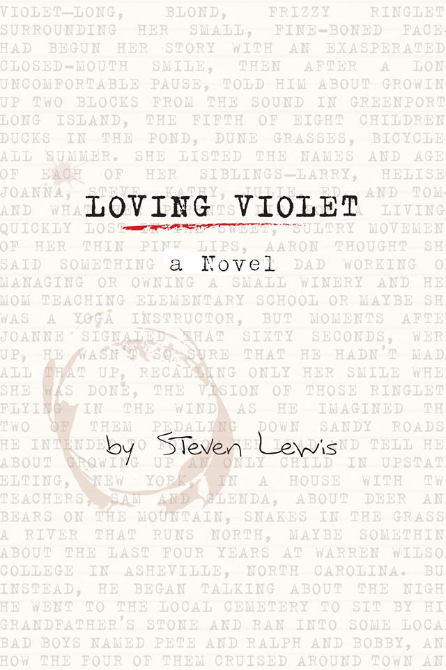 - Steve Lewis has written one of the most bewitching characters to come along in contemporary literature. Not since Scarlett O'Hara has there been such a lovable vixen. He writes such pleasurable prose, it may take some reflection to realize how much wit and wisdom he shares with his readers. In the end, I was as smitten as his hapless grad student hero. Seasoned with insider's spice on the book business.