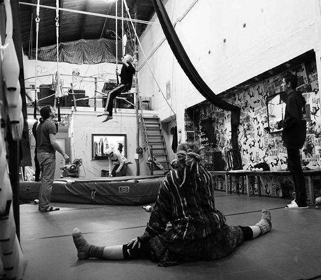 CirkusRummet starter åben træning igen på onsdag! Kom og leg med os. Se mere her: https://www.facebook.com/events/1857589337903172/?ti=as