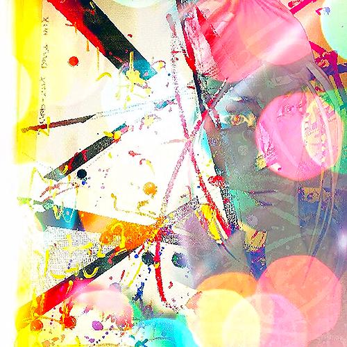 """""""FOTON"""" Composition E IV: 2016 VALTD ART"""
