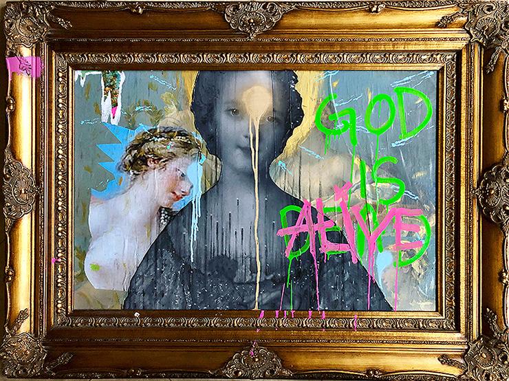 """G.I.A. """"God Is Alive"""" 2018"""