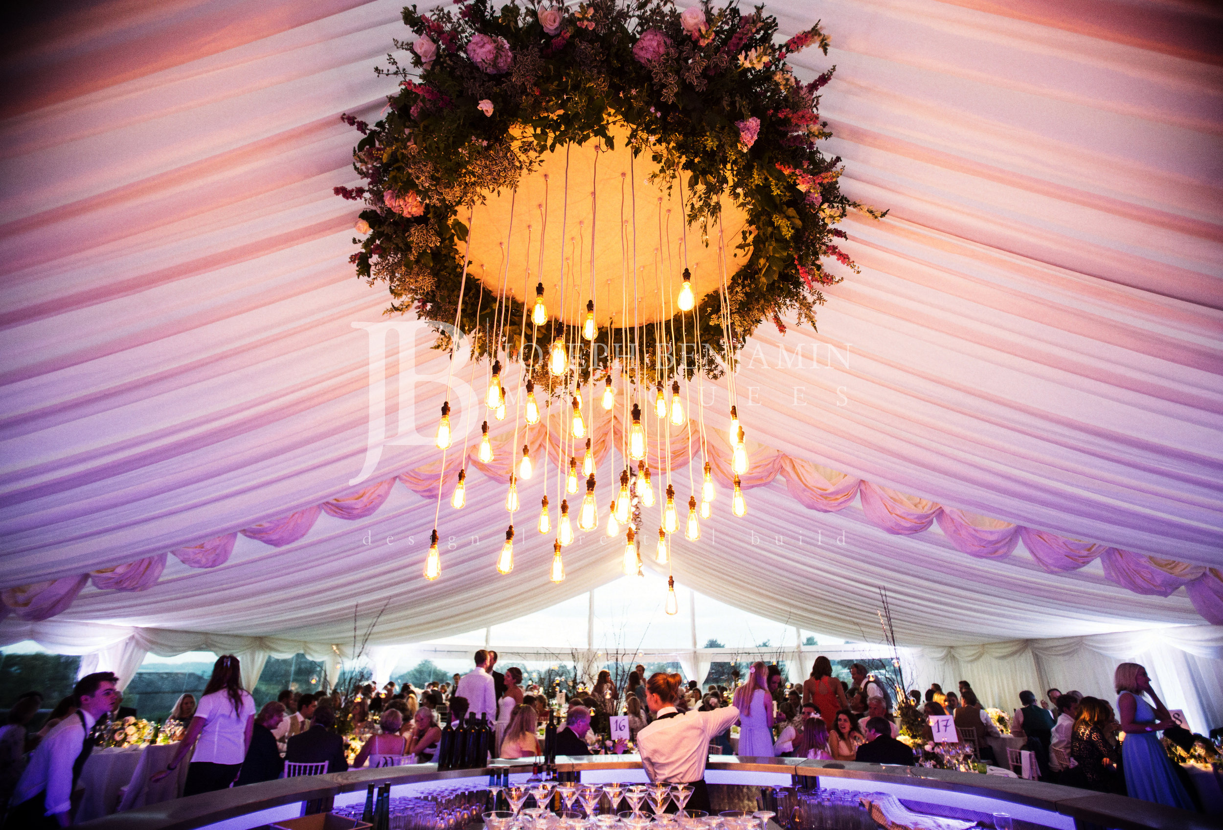 Wedding Marquee Oxfordshire