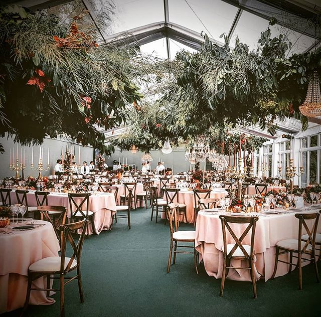 Throw back to this cleared roofed Marquee we constructed in November for @bybrucerussell. #clearmarquee #designcreatebuild #boxfresh #weddingmarquee #eventprofs