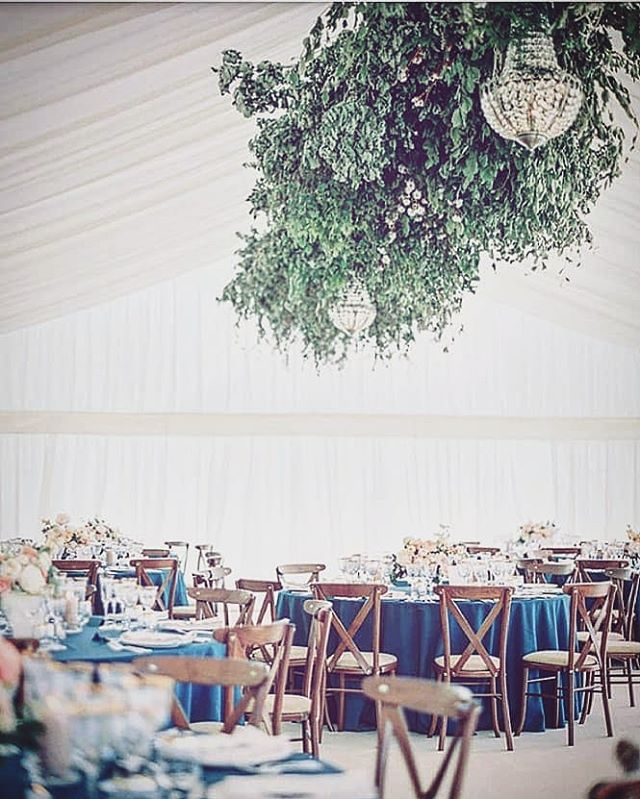 We provided the structure for this amazing wedding.  The wonderful @studiosorores planned, designed and installed the amazing florals #designcreatebuild #boxfresh #eventprofs #summeriscoming #marqueeweddings