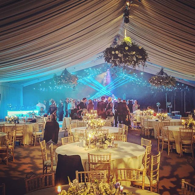 Halfway through the season and a great marquee to mark it. #marqueewedding #greystocklining #boxfresh #designcreatebuild #eventprofs