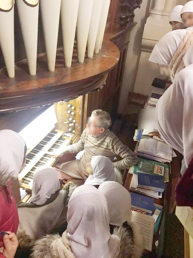 Burnley United Reformed Church Visit