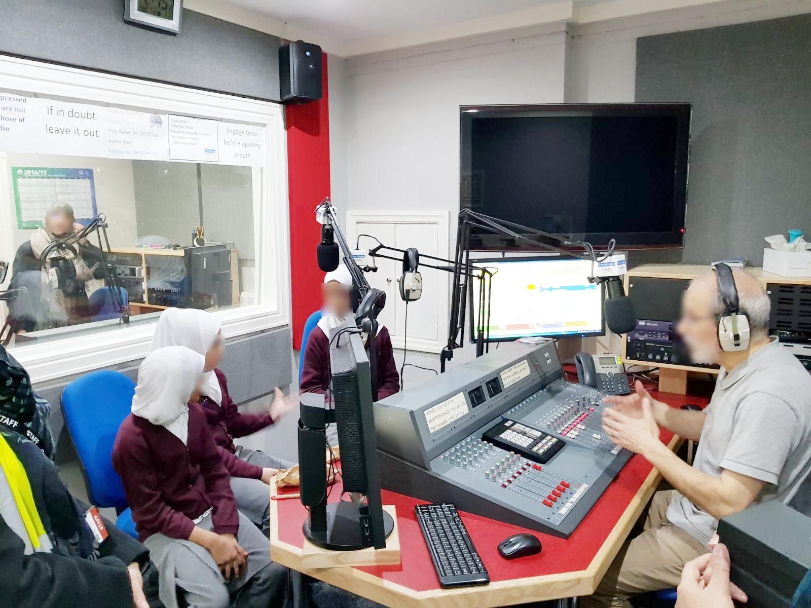 LIVE on Heritage Radio FM