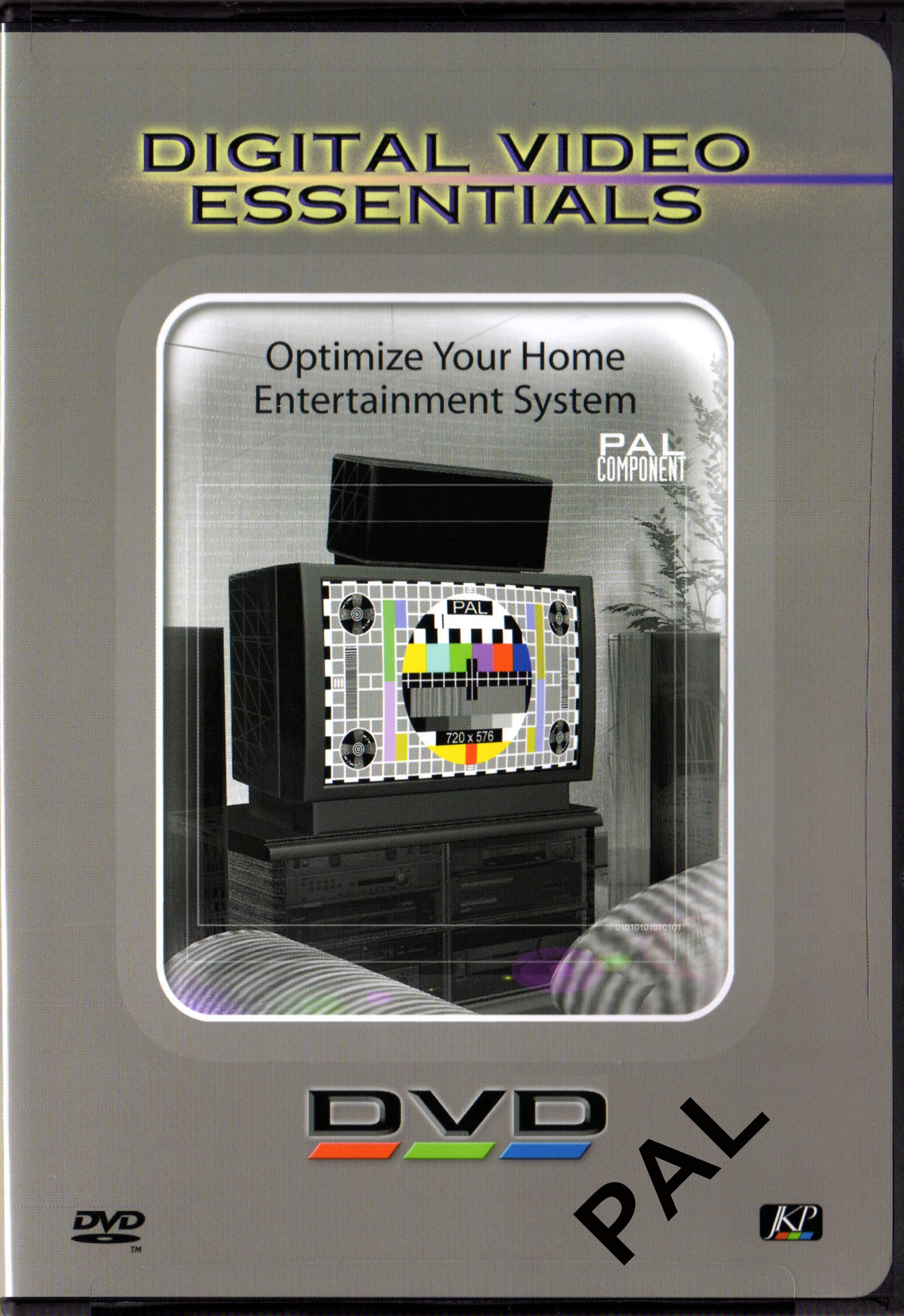 Digital Video Essentials (PAL DVD)