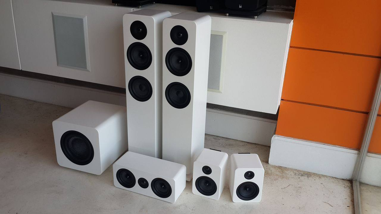 And naked, these speakers are stunning to look at and even better to listen to.