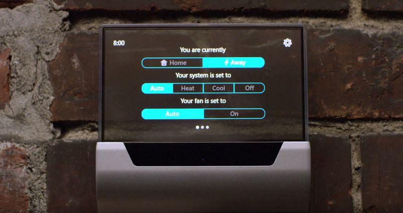 Futuristic home technology