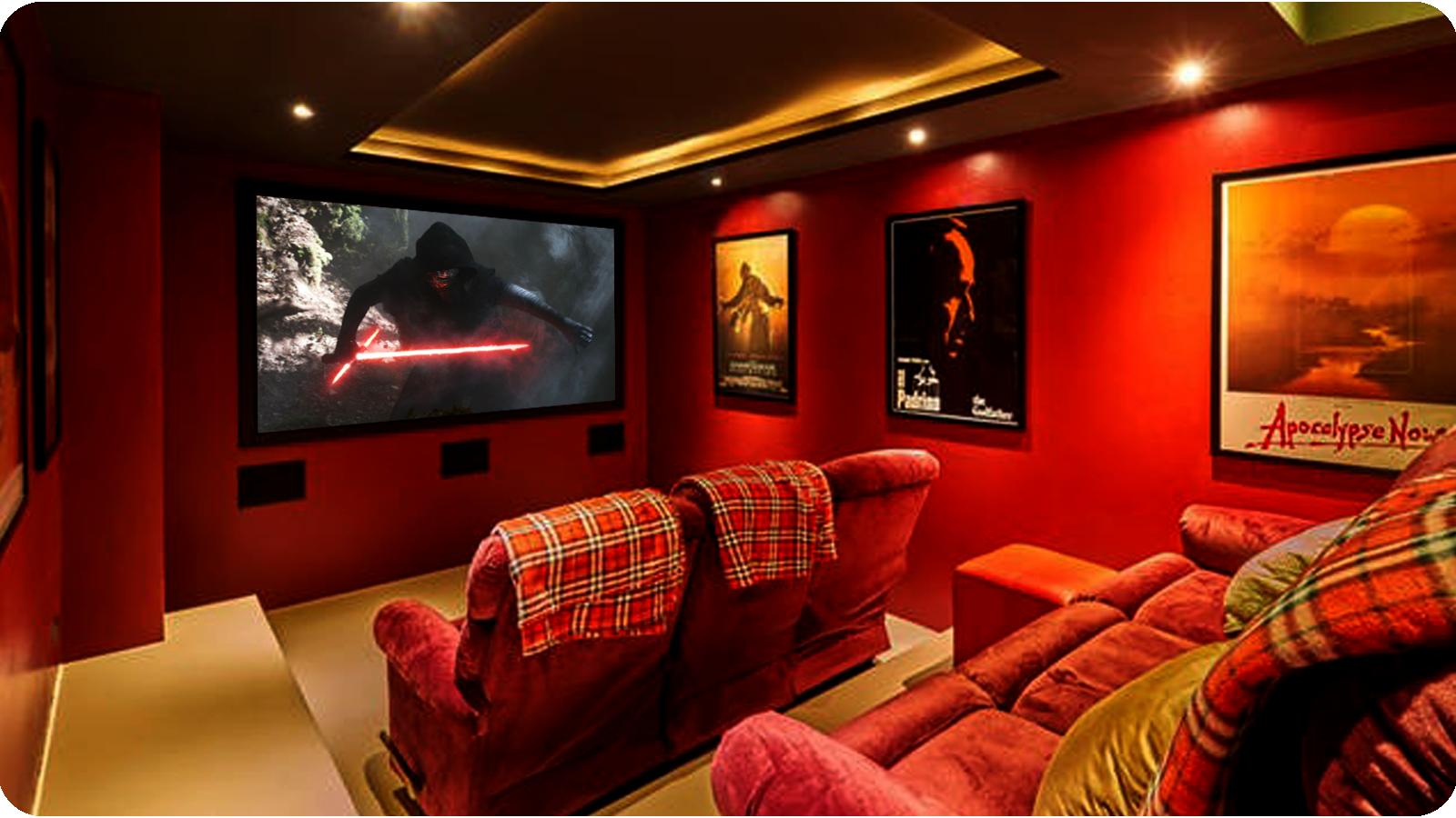 Home Cinema in Kamala