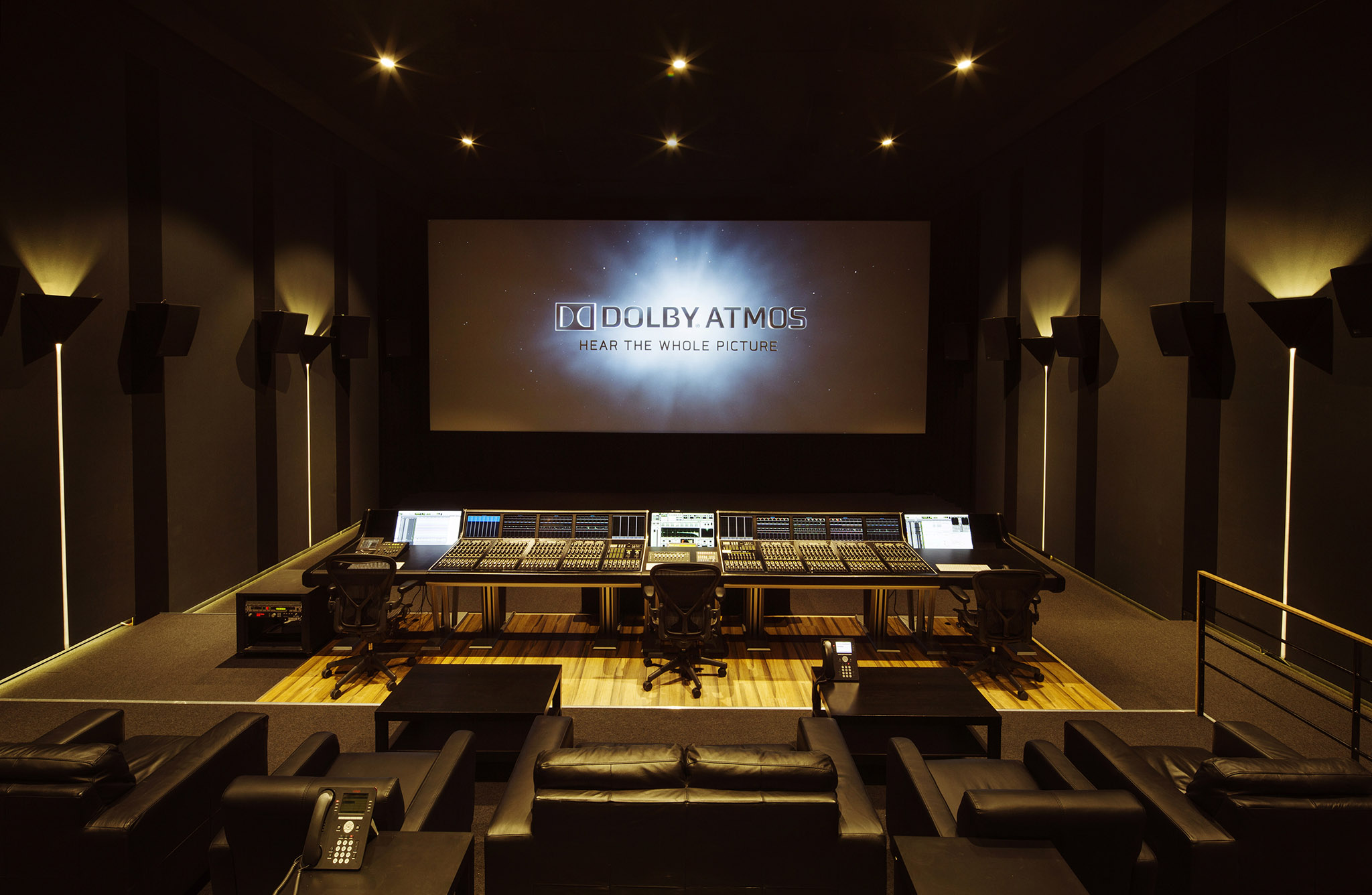 Dolby Atmos Mastering