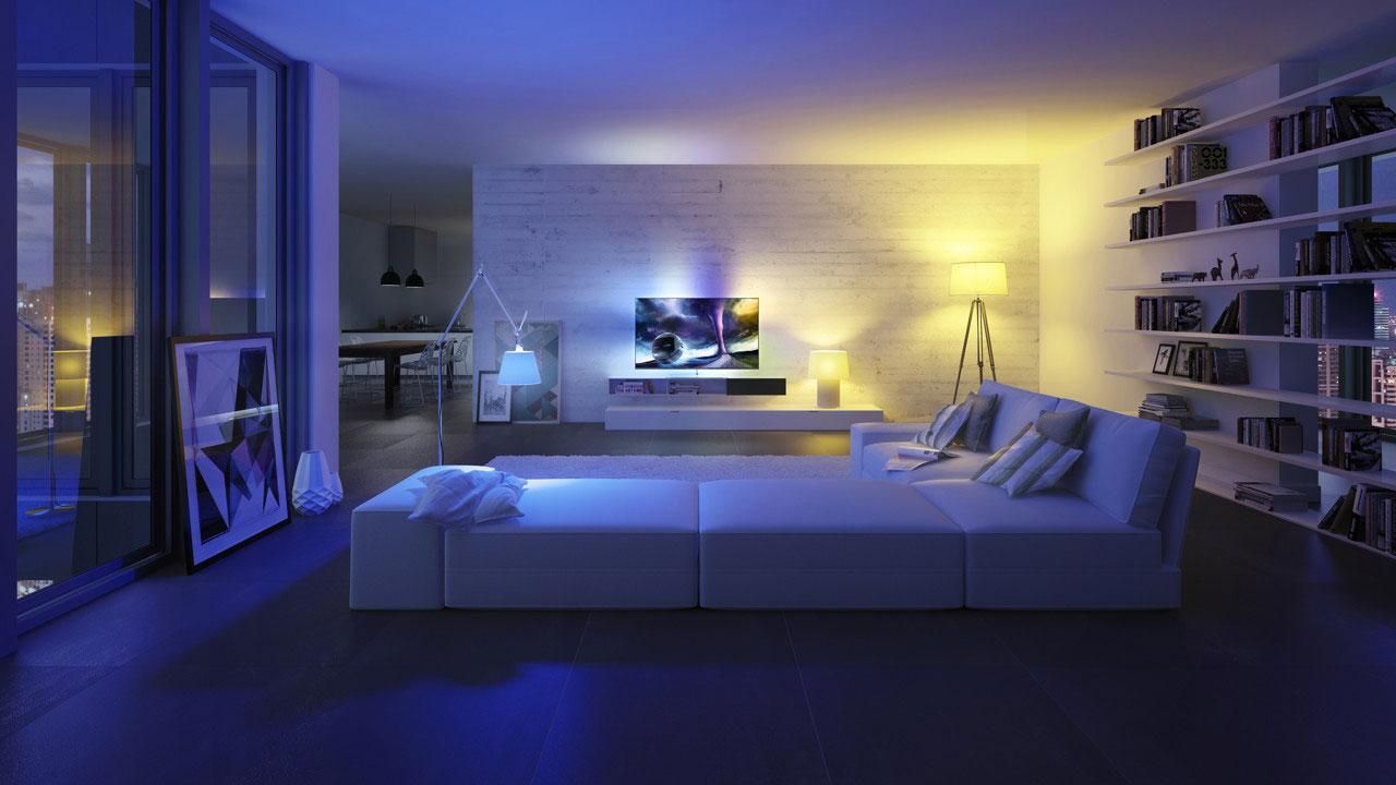 Philips Hue Home Automation