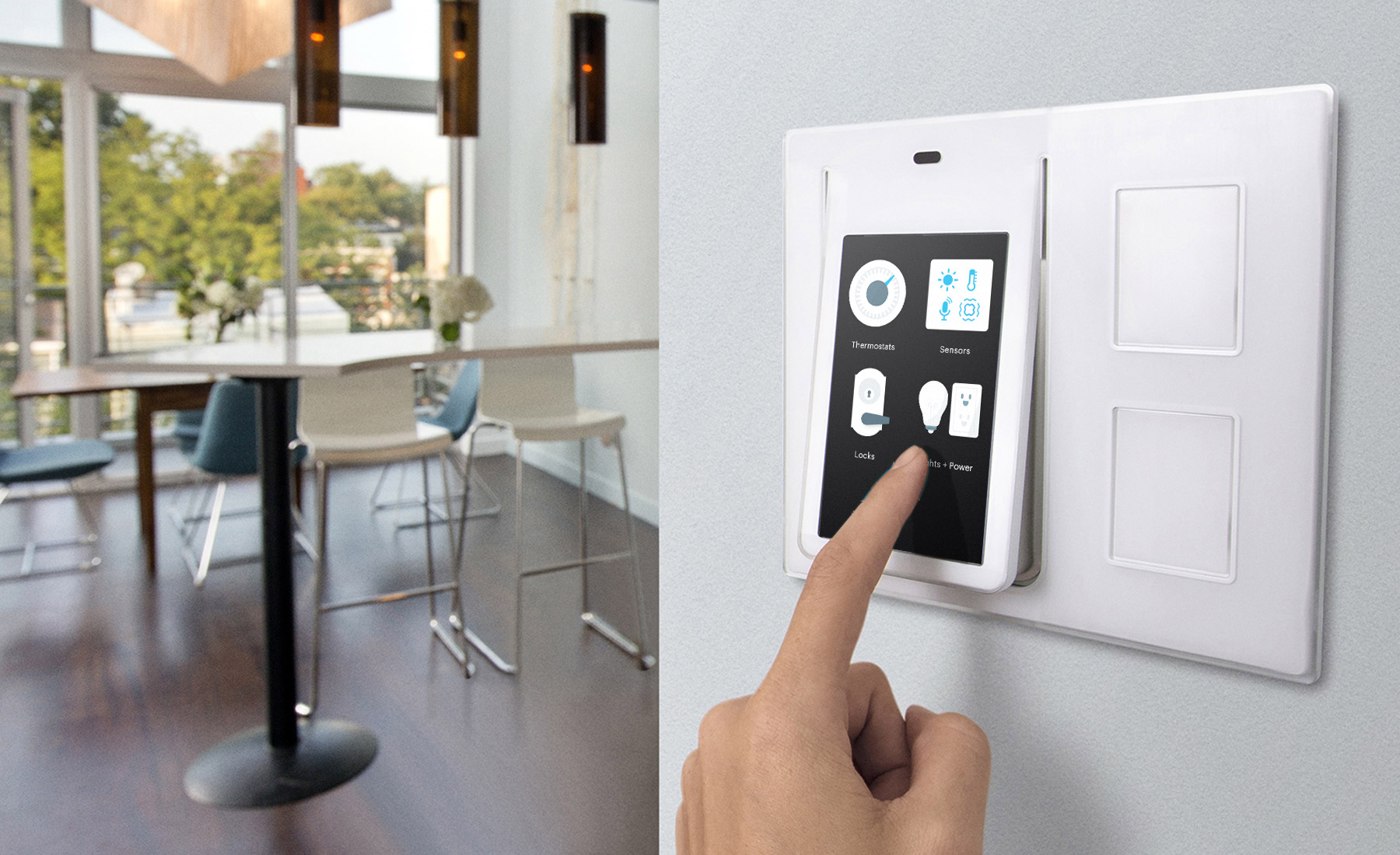 Wink Smart Home Automation