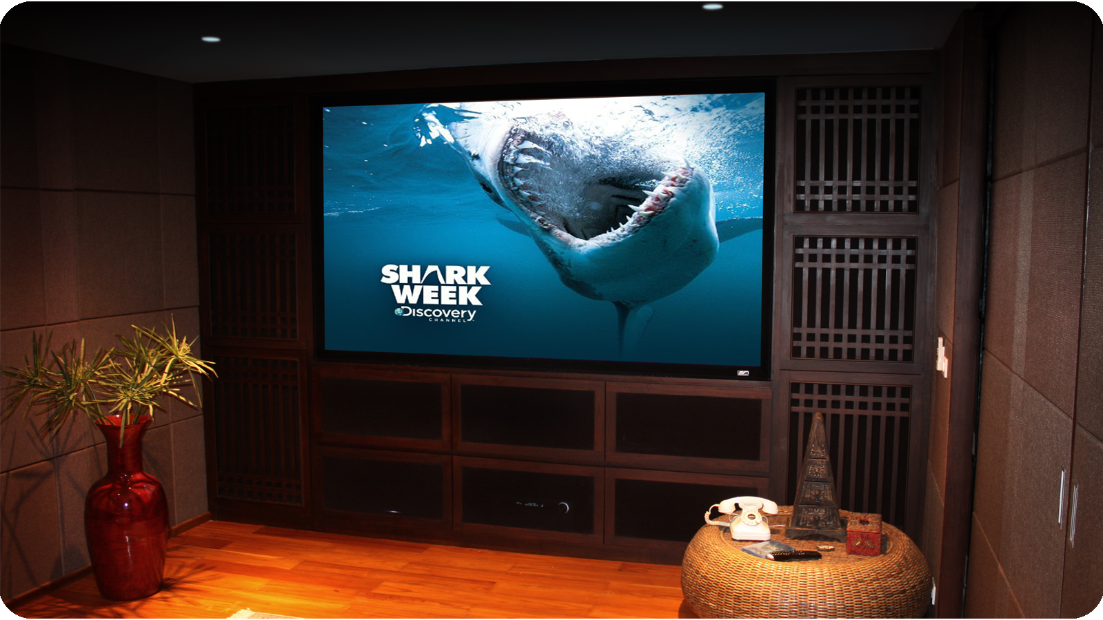Custom Home Theatre Thailand