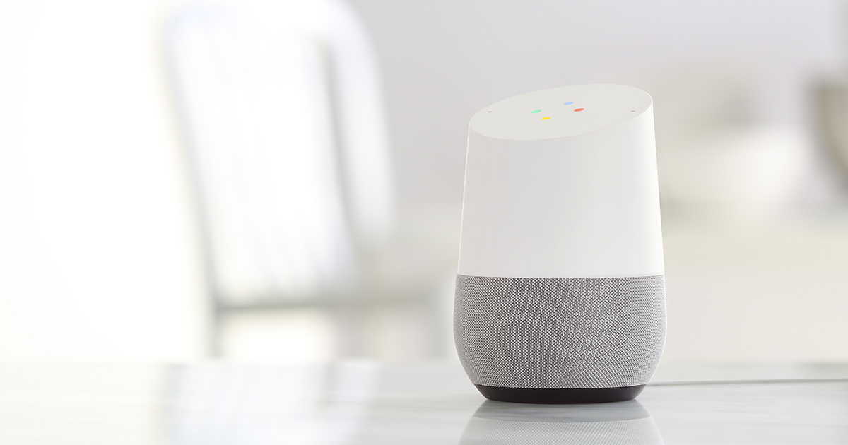 Googles Smart 'Home'