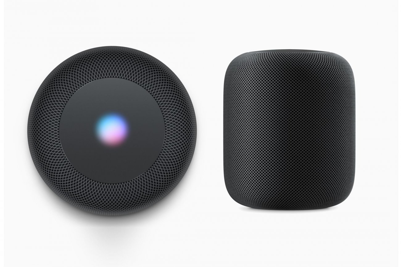 Apple Homepod in Black