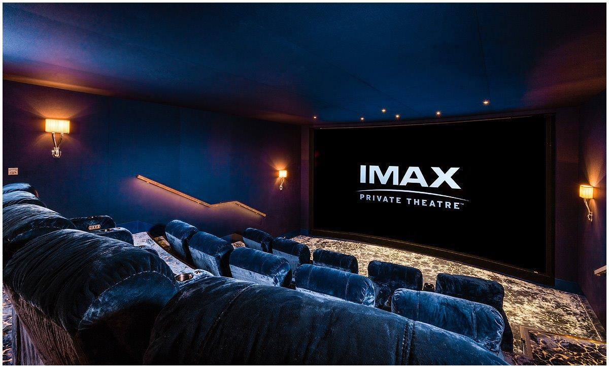 IMAX Private Home Theater