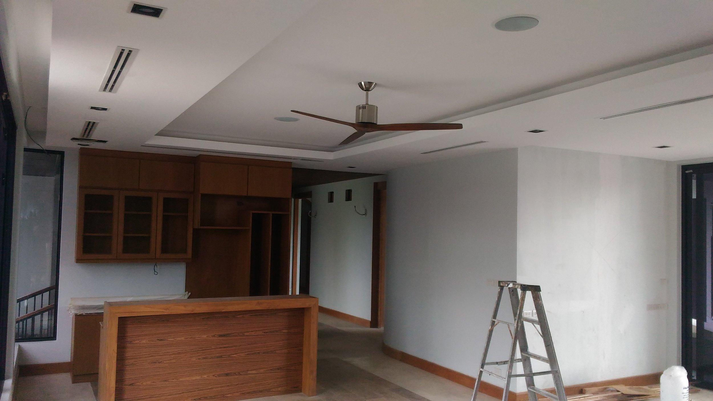 Nuvo In-Ceiling Speakers