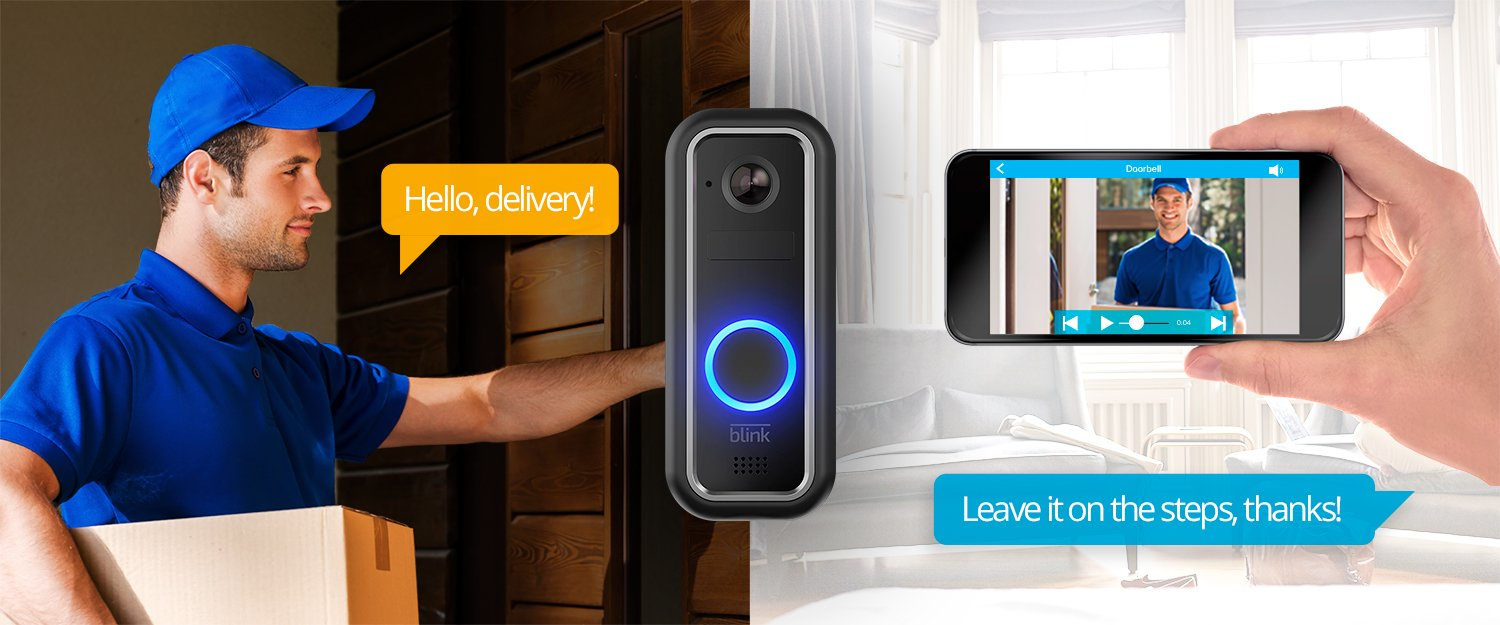 Blink Video Doorbell