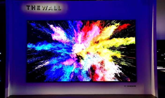 "Samsung's ""The Wall"" TV"