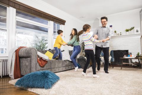 Enjoy Smart Home Speaker/Alarm/Mic