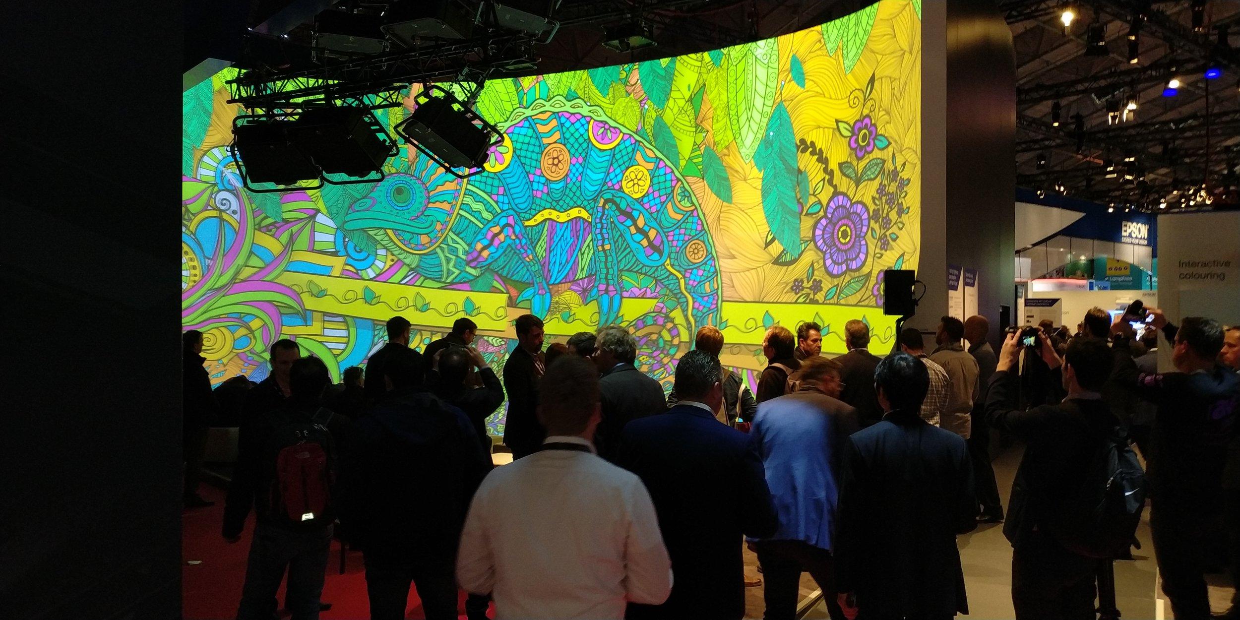 Digital Display - Huge Screen LED