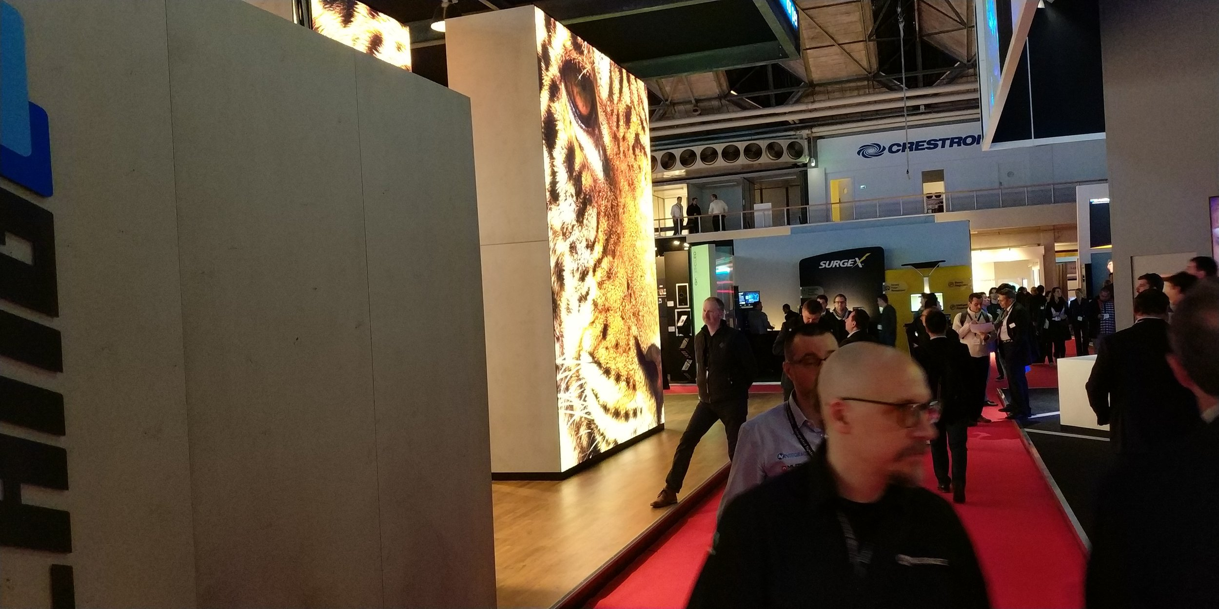 Huge Display LED or Projection
