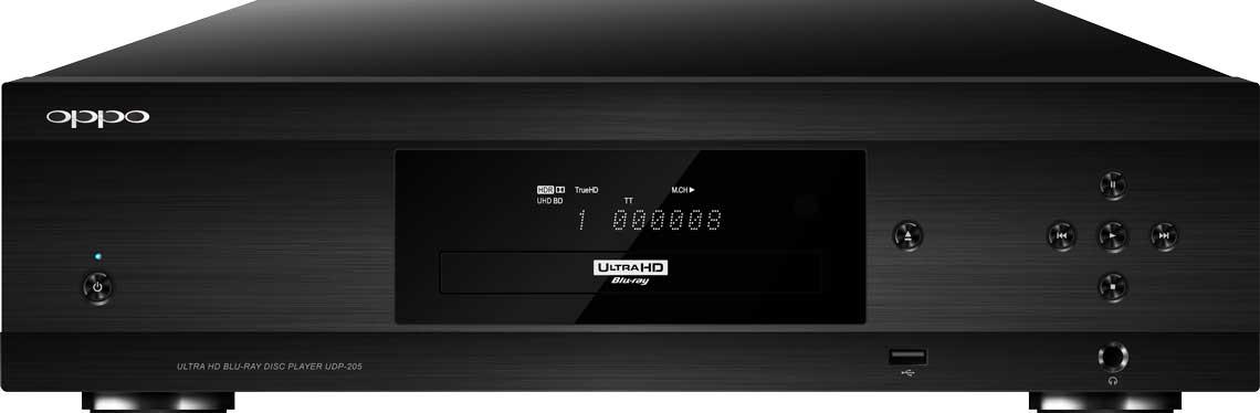 Oppo's 4k Blu Ray Player