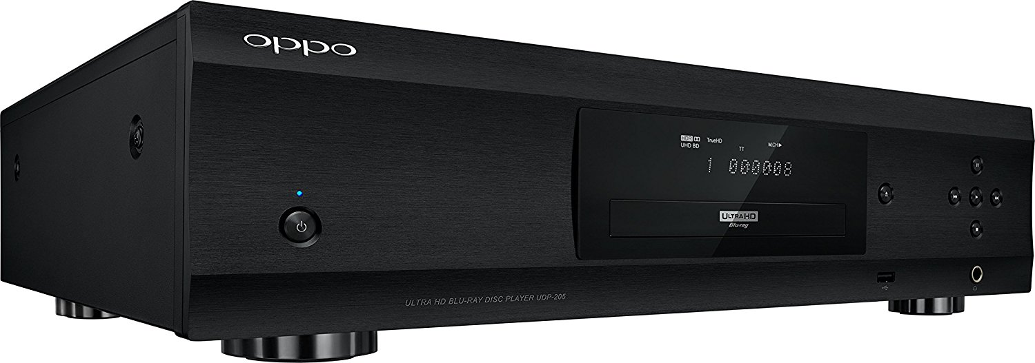 Oppos High End Blu Ray Player