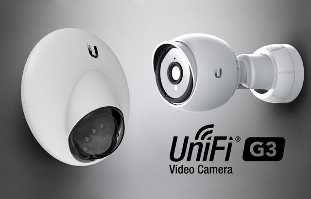 Ubiquiti IP Cameras