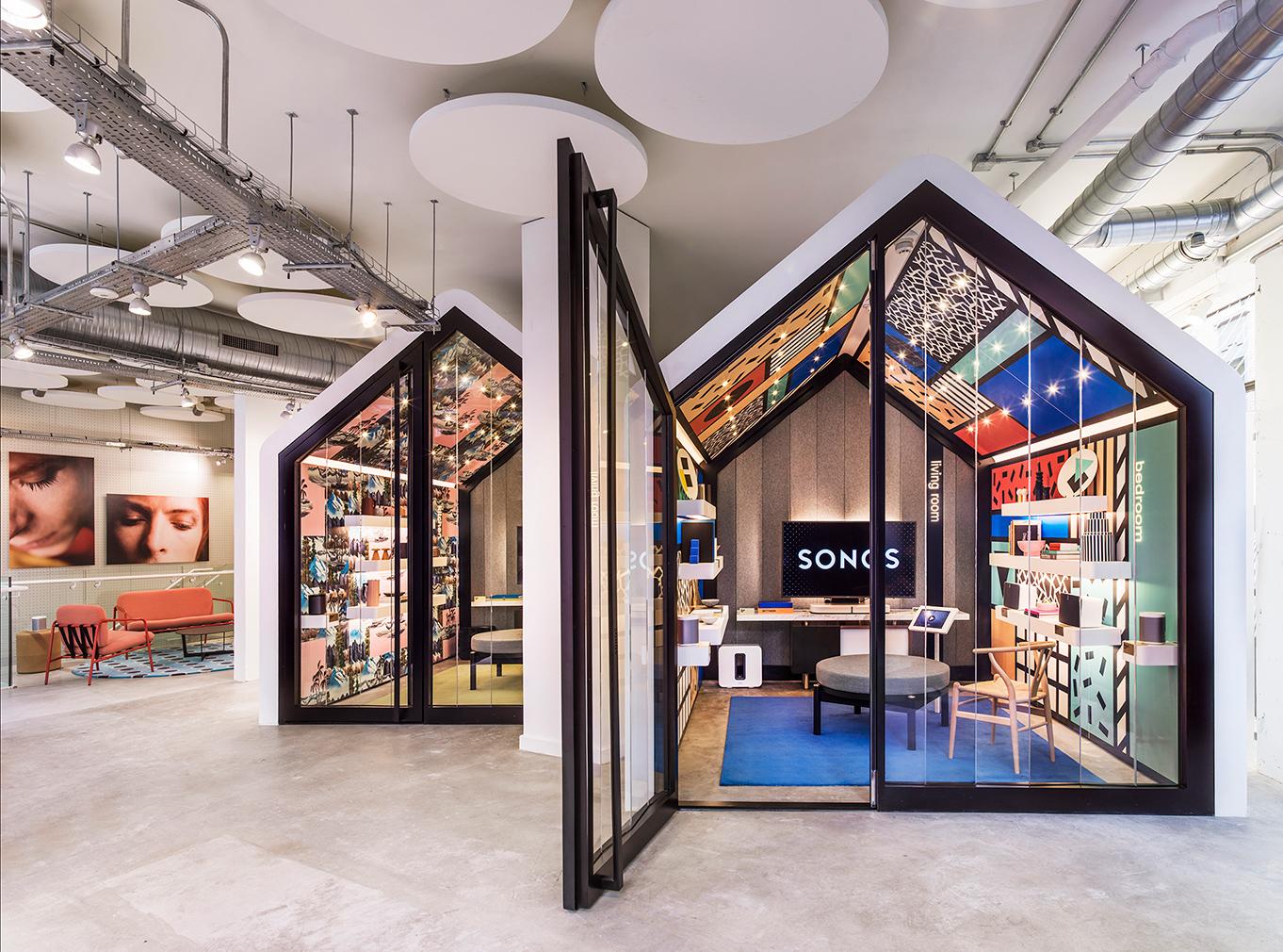 Sonos London Store (Covent Garden)
